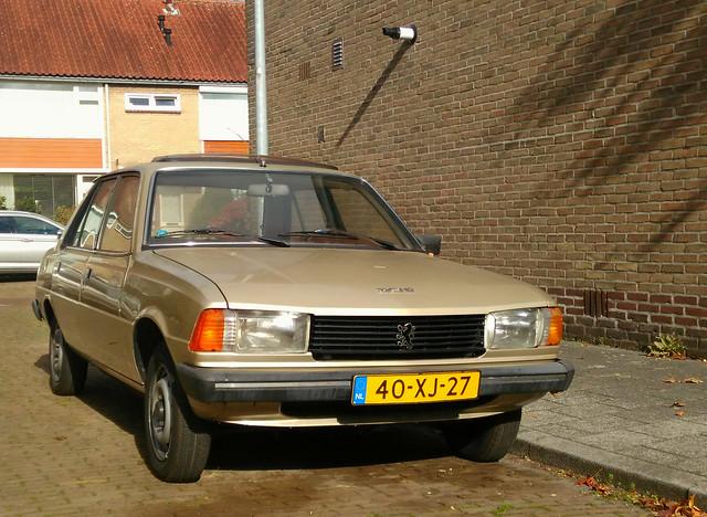 Peugeot 305 GR
