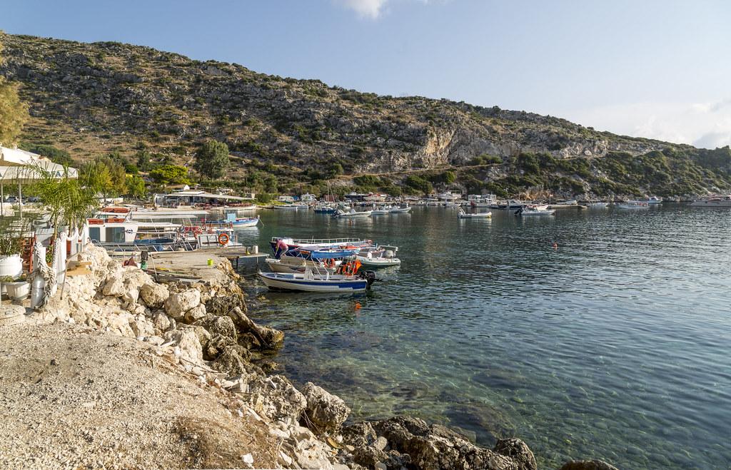 Porto Agios Nikolaos - Griechenland