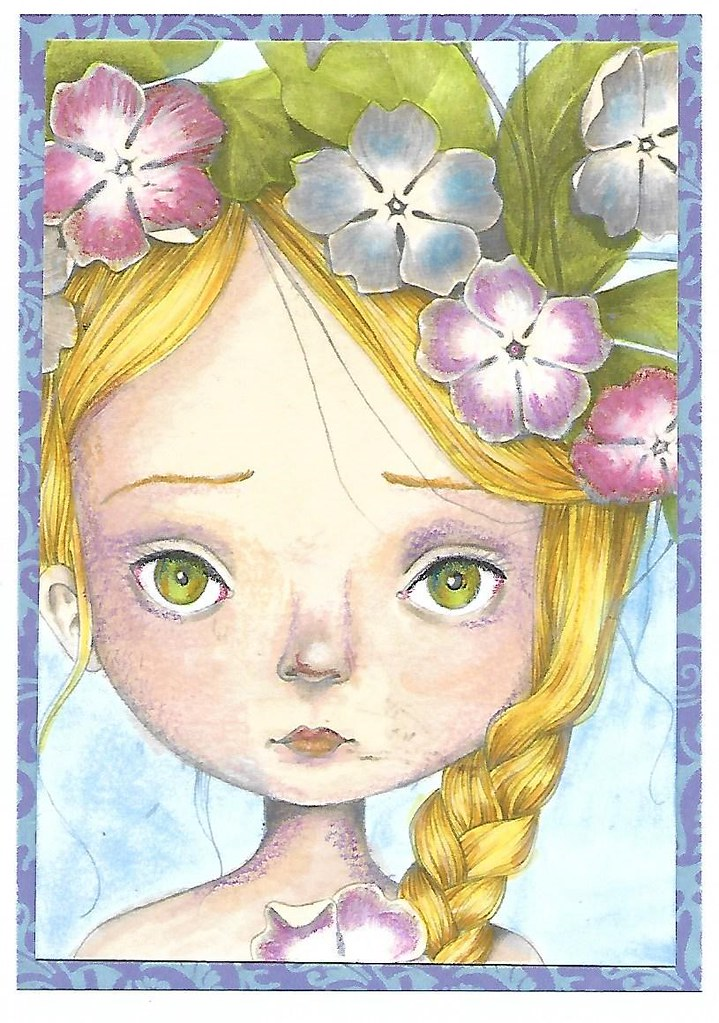 Girli Images From The Coloring Book Coloriage Wild Silke