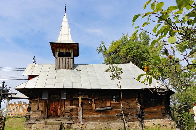 Surdesti: Biserica greco-catolica veche