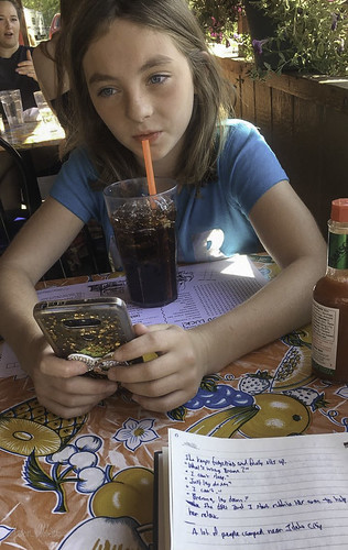 Drinking and texting   by Trail Image