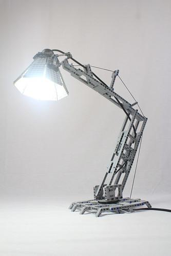 Technic Desk Lamp | by tkel86
