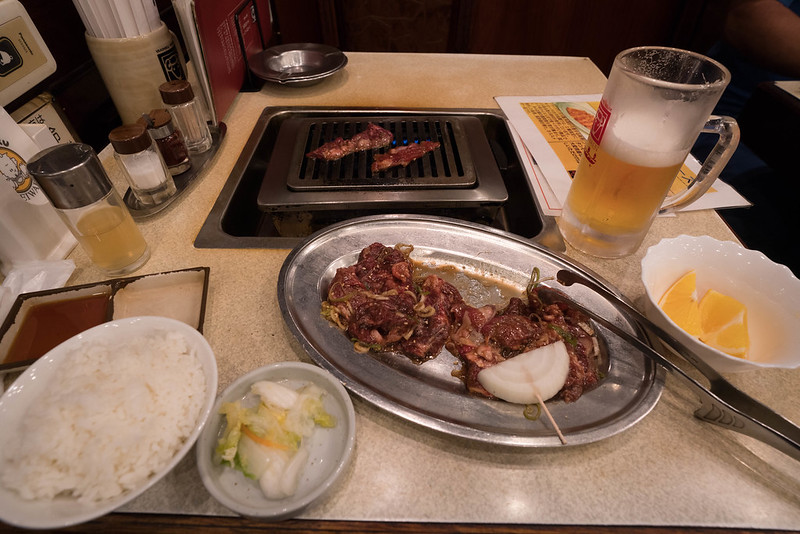 焼肉平和園 焼肉定食