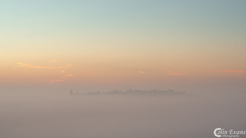 Mist over Dorking | by Colin_Evans