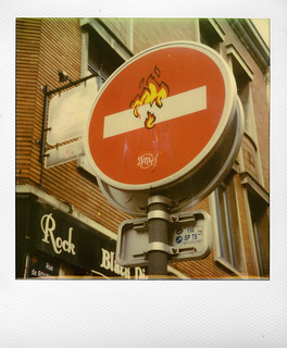 Rock ... Clet Abraham (Lille)   by @necDOT