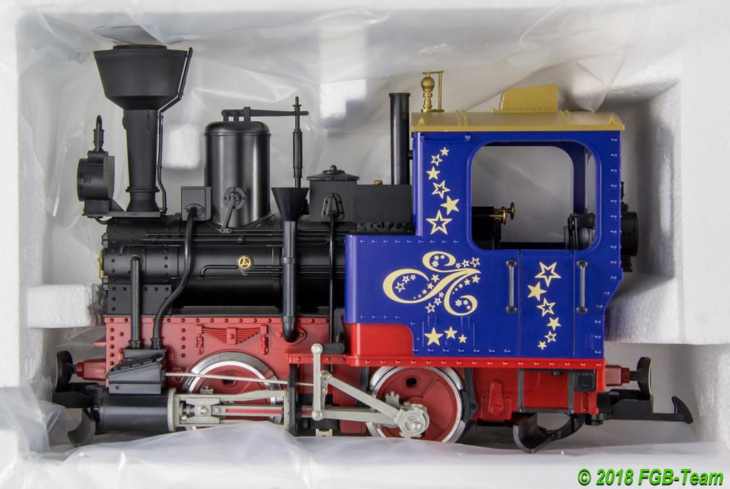 LGB 70305 Startset Weihnachtszug Spur G