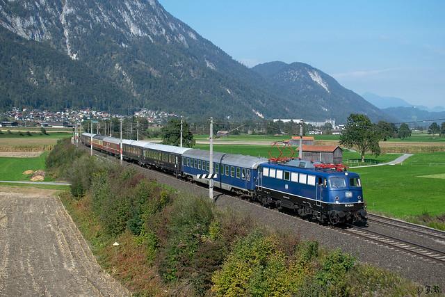 110 428 mit SE 19797, Langkampfen
