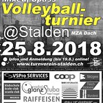 10. Volleyballturnier 25. Aug. 18