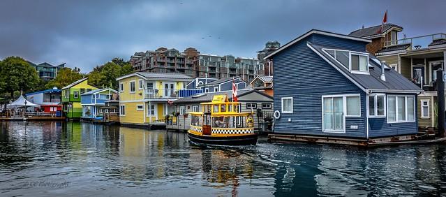 Fisherman's Wharf  -  Water Taxi