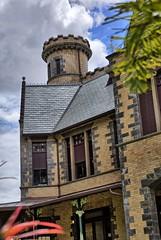Stollmeyer Castle detail