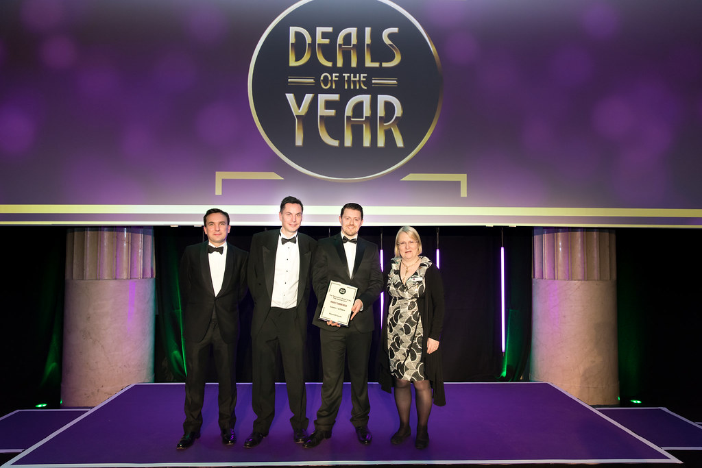 ACT Deals of the Year 2017