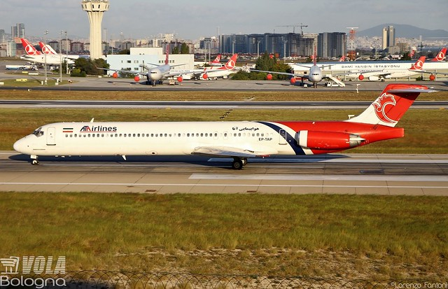 EP-TAP - MD82 - IST