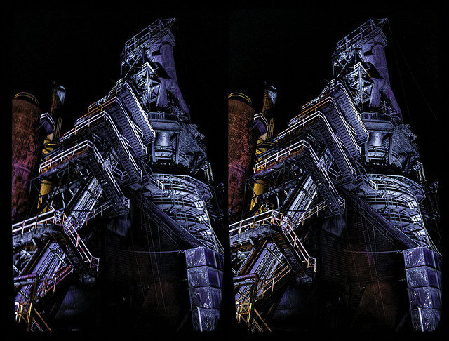 Blast Furnace By Night 2 (Stereo)