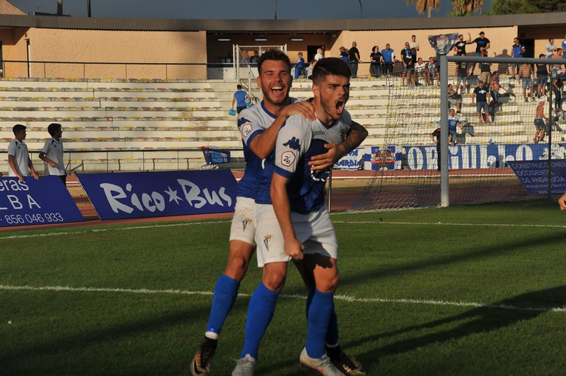 SFCD 1-0 Badajoz