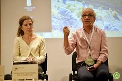 """Mesa """"Mejora de servicios y funciones ambientales de plantaciones y bosques de ribera""""."""