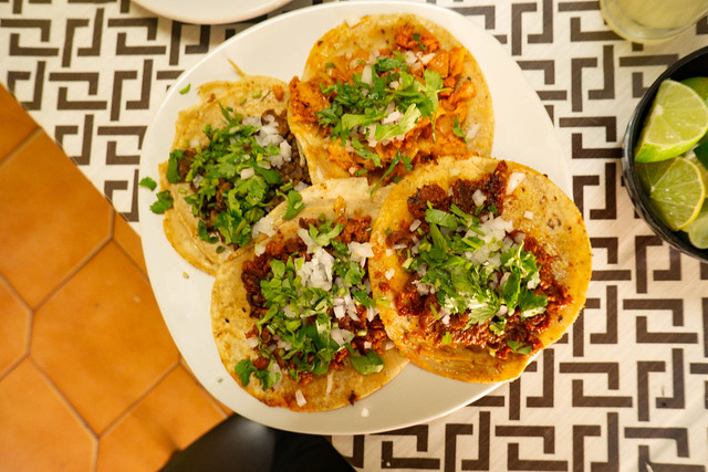 Mexico City vegan street food