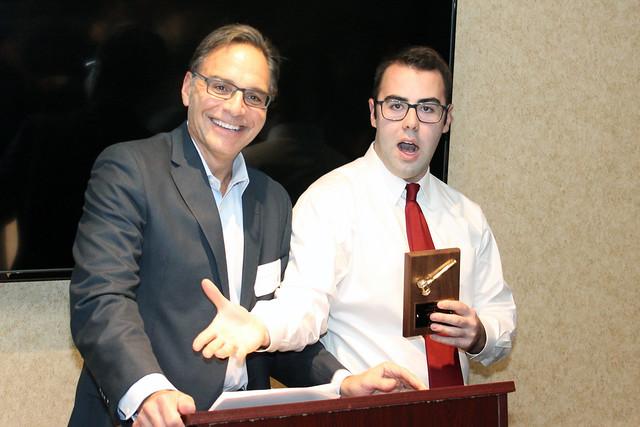 Jerome R. Balka Award - James Macy
