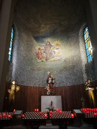 Milano, Santuario di Santa Rita da Cascia   by lucia.intelisano