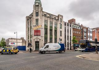 FORMER BANK OF IRELAND ART DECO BUILDING [ROYAL AVENUE IN BELFAST]A-145447