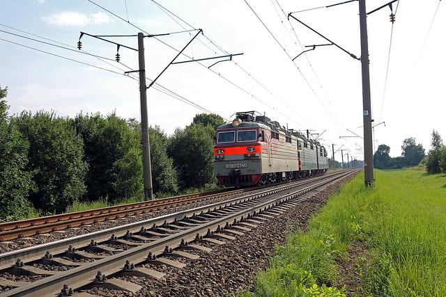ВЛ80С-2740 / ВЛ80С-2733.