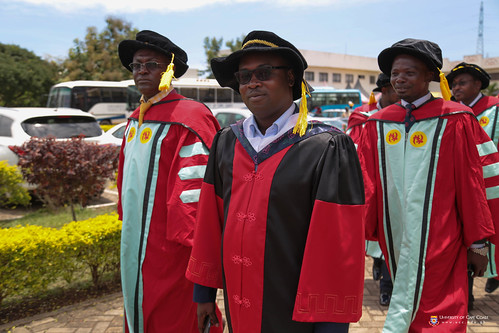 Convocation processing