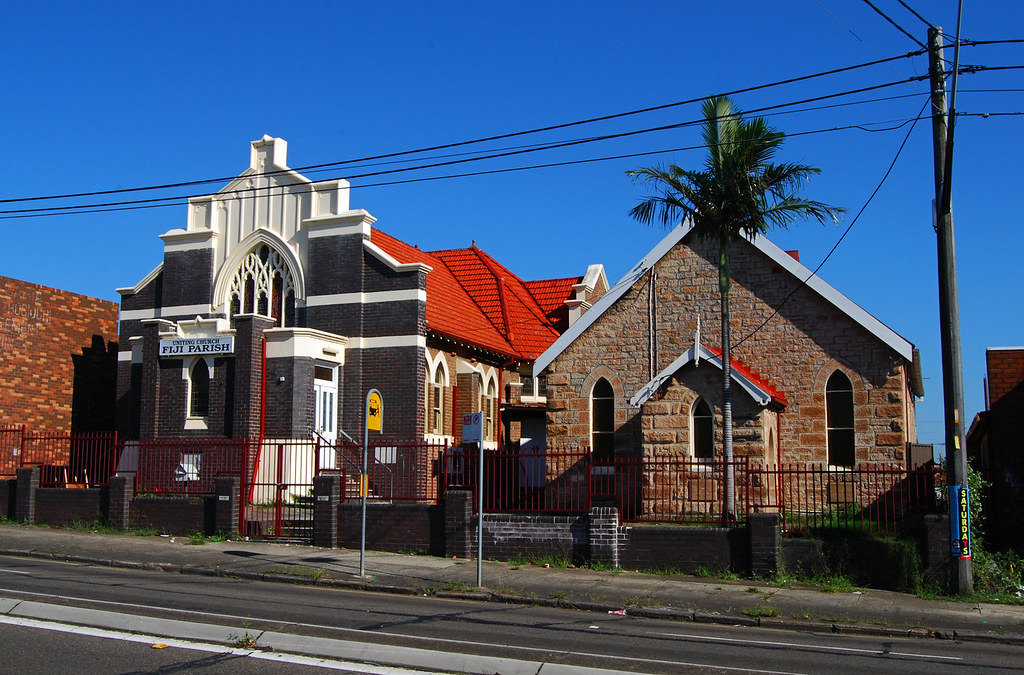 Uniting Church, Canterbury, Sydney, NSW.