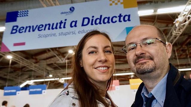 2018 - Fiera Didacta Firenze
