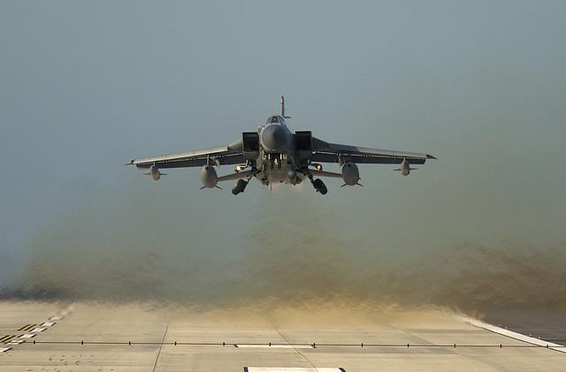 Panavia Tornado GR.4 ZA614 nm 31 Sqn 13-11-18
