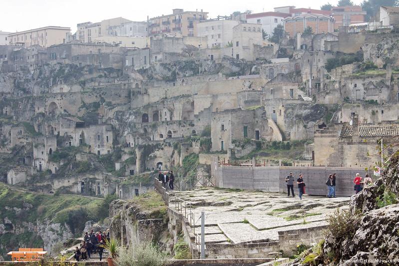 Cimitero Barbarico, cosa vedere a Matera