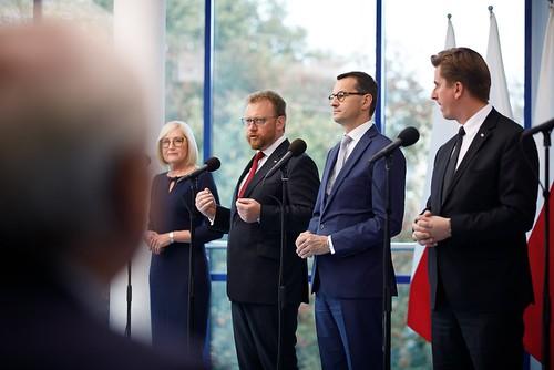 Podpisanie umów w ramach programów rządowych   by Kancelaria Premiera