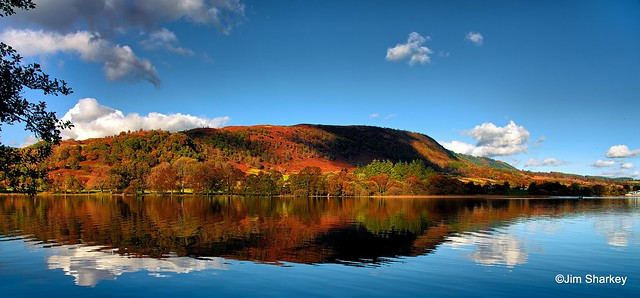 Lake of Menteith Scotland