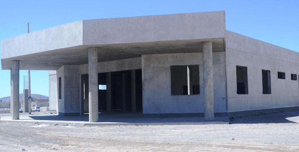 2018-11-02 SALUD: Visita Nuevo Hospital San Roque