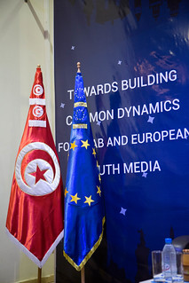 TUNISIA - Conferences on the media during Europe Week - TUNISIE - Conférences sur les médias durant la semaine de l'Europe - تونس - ندوتان حول  وسائل الاعلام خلال أسبوع أوروبا