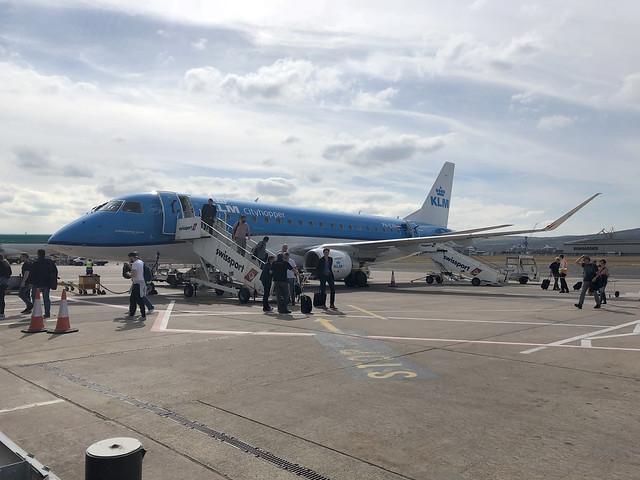 180705 Noord-Ierland - 02 Belfast George Best Airport 1001