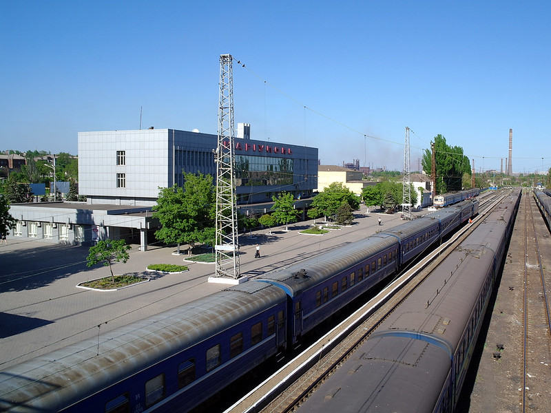 Пассажирский вокзал
