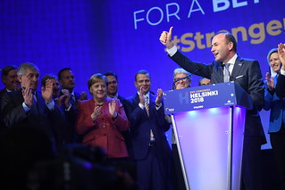 EPP Helsinki Congress in Finland, 7-8 November 2018 | by More pictures and videos: connect@epp.eu
