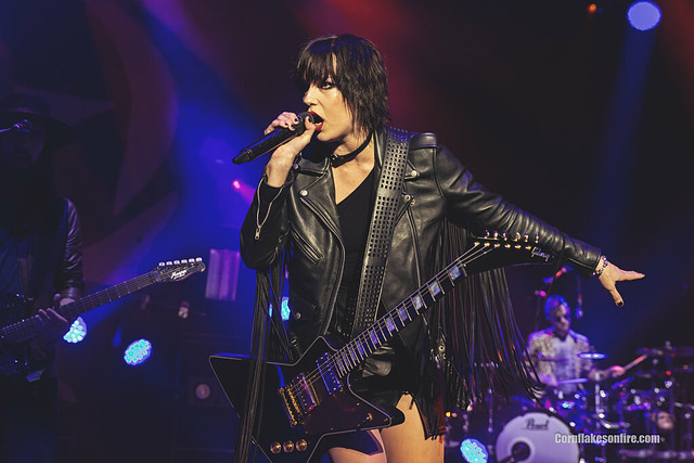 Halestorm (w/ Avatar) @ O2 Apollo (Manchester, UK) on September 26th, 2018
