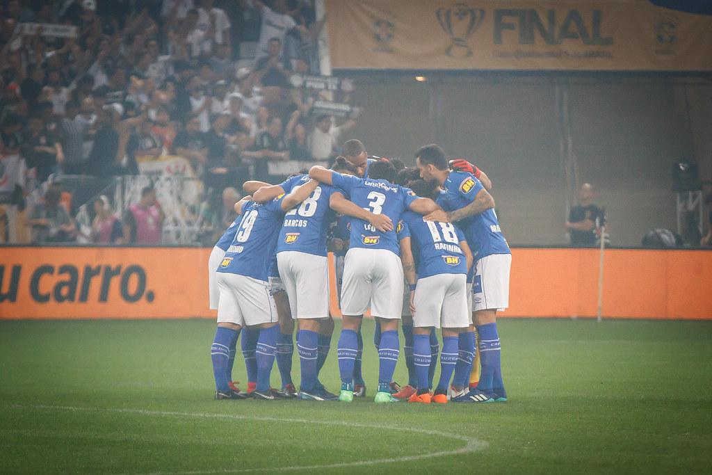 São Paulo Brasil 17102018 Corinthians X Cruzeiro Flickr