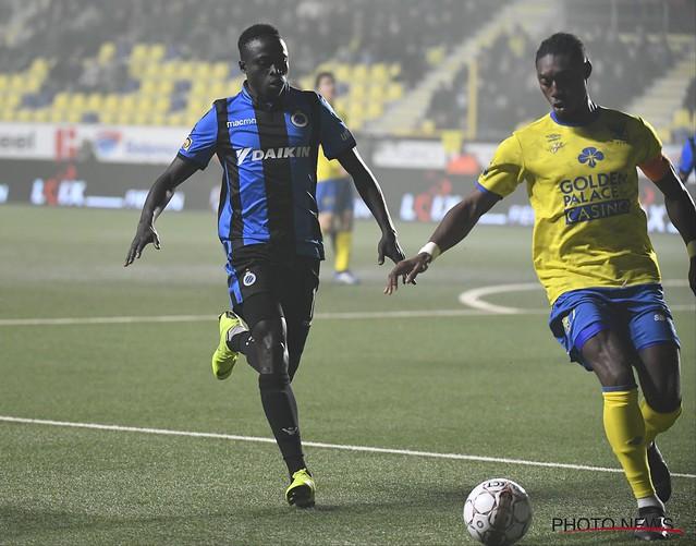 STVV-Club Brugge 27-10-2018