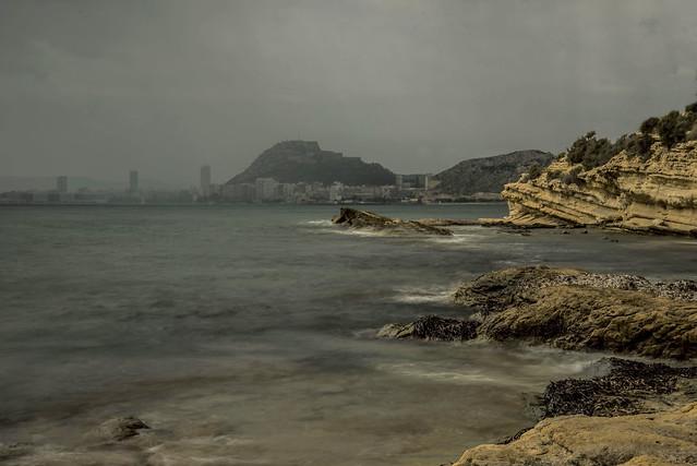 Cabo de las Huertas.