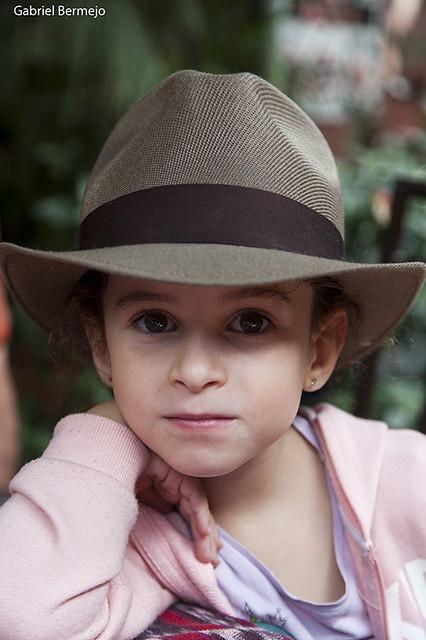 Mi pequeña Indiana Jones - Guatemala