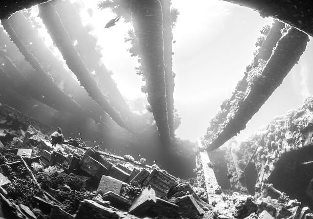 Chrisoula K Wreck, Abu Nuhas Reef, Red Sea
