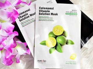 Eyenlip Calamansi Vitamin Solution Mask | by <Nikki P.>