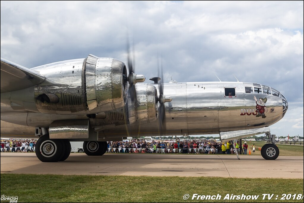 B-29 Superfortress DOC EAA Oshkosh 2018