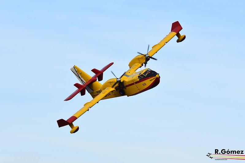 Canadair 43 Grupo Ejercito del Aire