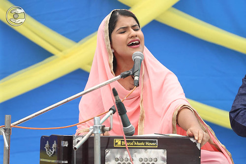 Devotional song by devotee from Panchkula