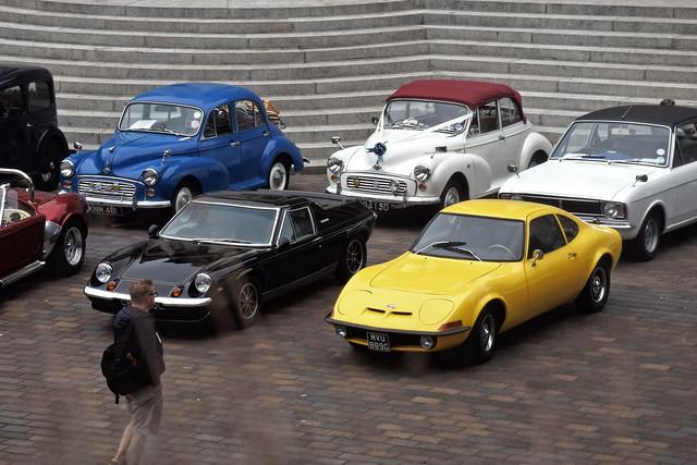 Clocktower Cars