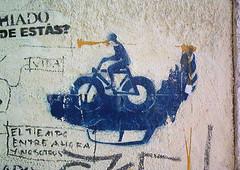 Stencil in Bairro Alto, Lisboa | by Graffiti Land
