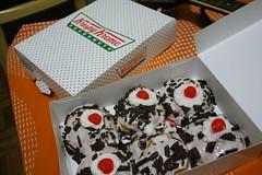 Free Krispy Kremes! | by karlaredor