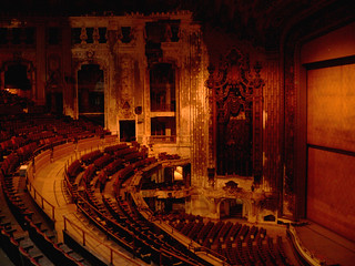 Uptown Theater - Auditorium | by Second City Warehouse